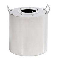 """Бак """"Термосфера"""" 20 литров (ф335/h205) индукционный (под вытяжку)"""