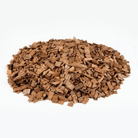 Щепа дубовая 100 гр. (среднего обжига)